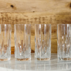 four shu fa longdrink glasses from nachtmann
