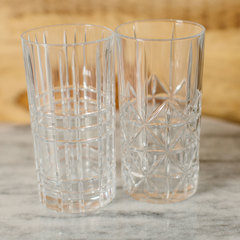 two longdrink glasses from nachtmann