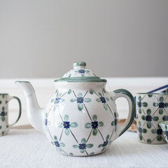 French country teapot gift set