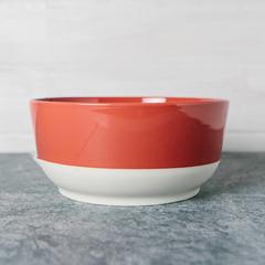 Revol Tall Serving Bowl in Orange