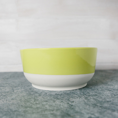 Revol color lab salad bowl yellow
