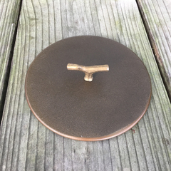 Nest cast iron lid