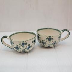 Stoneware 16 oz soup bowls