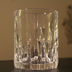 shu fa glass whisky tumbler from nachtmann
