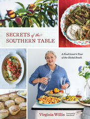 secrets of the southern table cookbook from virginia willis