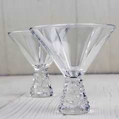 clear cocktail glasses from nachtmann