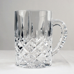 nachtmann glass beer mug