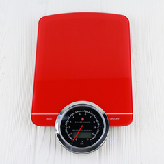 Zassenhaus scale red